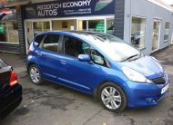 HONDA JAZZ V TECH EXCLUSIVE AUTOMATIC – 12 PLATE