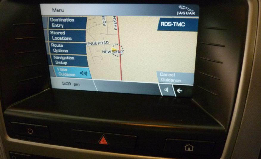 JAGUAR XK 4.2 V8 AUTOMATIC COUPE – 56 PLATE – ONLY 74,000 MILES