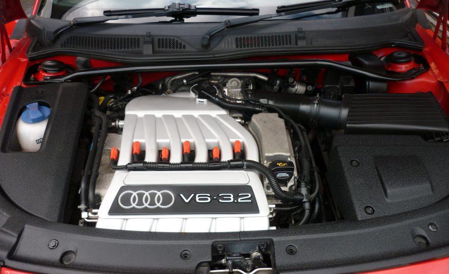 AUDI TT COUPE QUATTRO 3.2 V6 AUTOMATIC – 53 PLATE