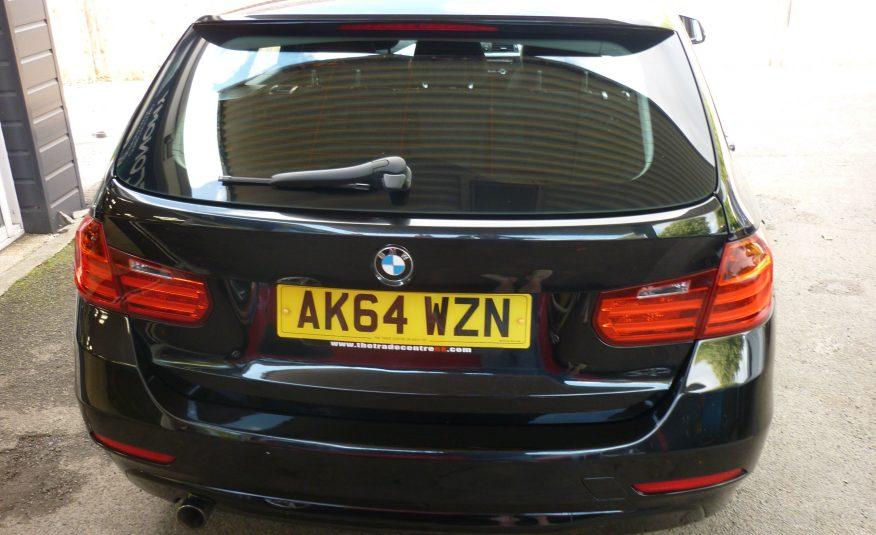 BMW 316D ES ESTATE – 64 PLATE