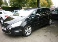FORD S MAX 2.0 TDCI TITANIUM AUTOMATIC, 7 SEATER -11 PLATE